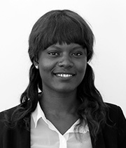<strong>Sarah MBEMBA</strong><br />
