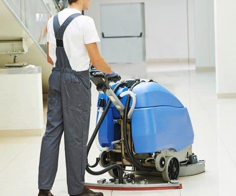 laveuse professionnelle Numatic équipement de qualité