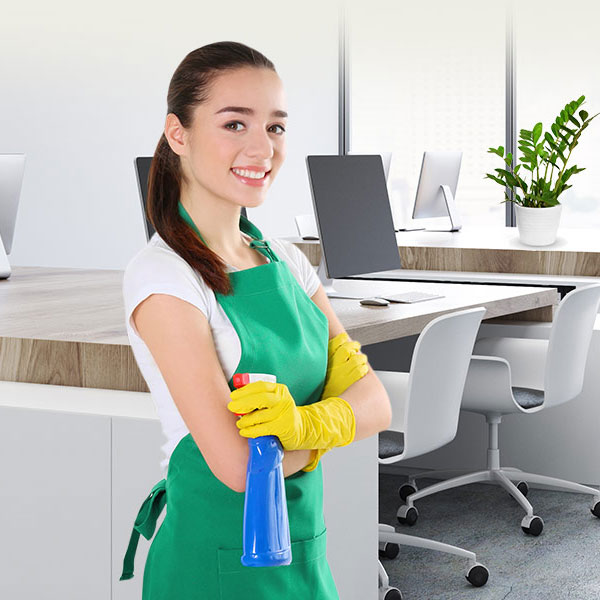 femme ménage accord service