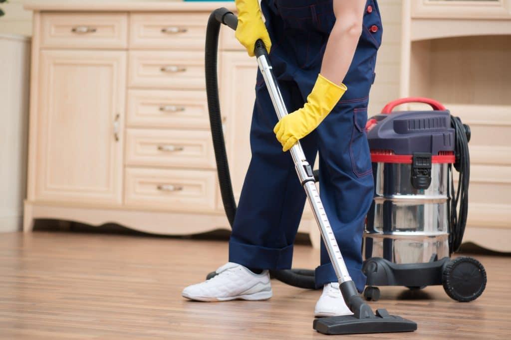 Agent d'entretien aspirateur professionnel pour entretien ménager