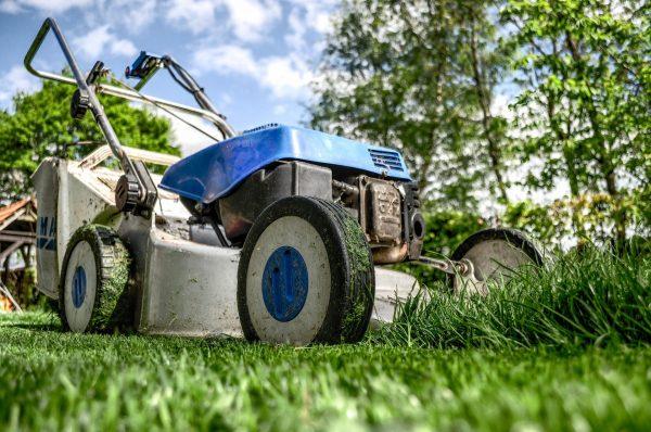 Entretien du jardin - Tondre la pelouse